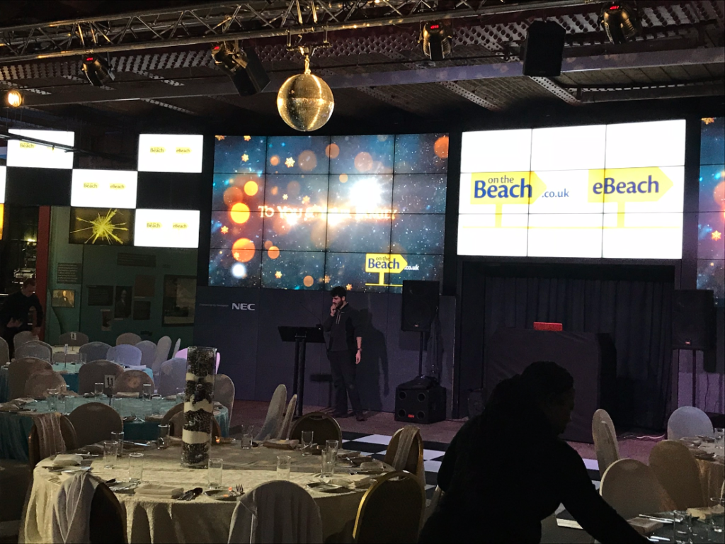 Recent event for On The Beach at MOSI