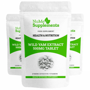 wild yam extract pouch 3