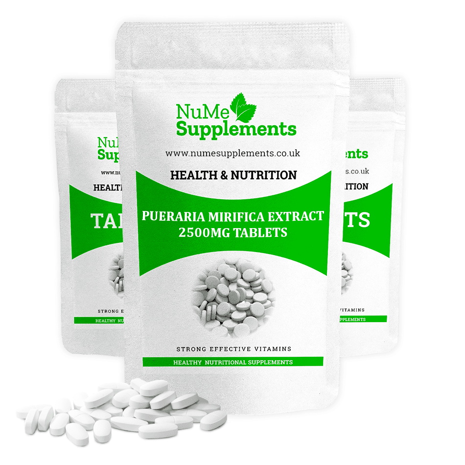 Pueraria Mirifica Extract Tablets