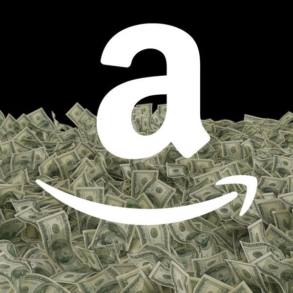 amazon reports sales up 29% yoy, earning $32.7b in q3 2016 - amazon money dollars ss 1920 600x600 - Amazon reports sales up 29% YoY, earning $32.7B in Q3 2016