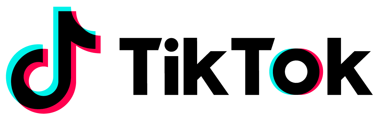 - Tik Tok wordmark - TikTok vs. Snapchat: A guide for marketers
